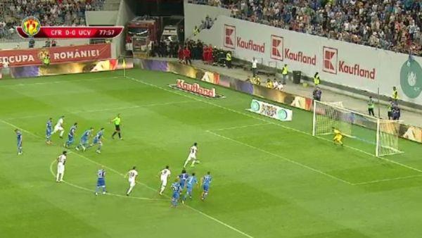 CRAIOVA - CFR 0-1 SUPERCUPA ROMANIEI! Omrani si Culio au adus un nou trofeu la Cluj   VIDEO REZUMAT