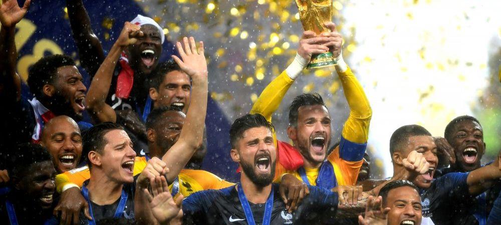 GALERIE FOTO // Cele mai tari imagini de la finala Cupei Mondiale