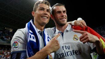 Soc pentru fanii Realului! Bale poate pleca si el in urmatoarea saptamana de pe Bernabeu, pe 119.000.000 euro! Anuntul facut astazi
