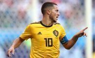 "Hazard a detonat bomba dupa ultimul sau meci la Mondial: ""Am stat 6 ani la Chelsea, ar putea fi momentul sa descopar altceva! STITI UNDE VREAU SA JOC"""