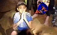Invitati de FIFA la finala Mondialului, cei 12 copii salvati dintr-o pestera din Thailanda nu au fost lasati sa mearga in Rusia. Motivul