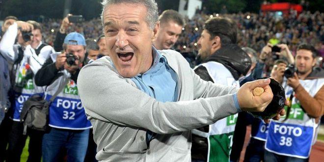 ULTIMA ORA | Becali a trimis oferta de 2.000.000 euro pentru golgheterul propus de Mihai Stoica