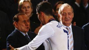 """Cum a reactionat Berlusconi la transferul lui Ronaldo in Italia! Fostul """"boss"""" al Milanului i-a felicitat pe rivalii torinezi"""