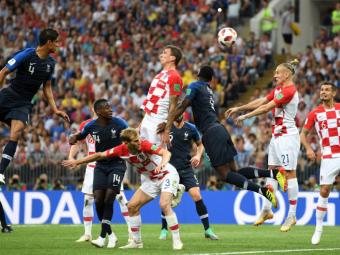 Mandzukici, primul fotbalist din istorie care isi da autogol intr-o finala de Cupa Mondiala