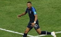 Mbappe, cel mai tanar marcator intr-o finala de Cupa Mondiala de la Pele incoace