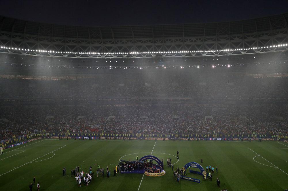 Finala Cupei Mondiale 2018