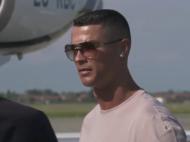Ronaldo le-a facut o surpriza URIASA! A aterizat la Torino in timpul finalei CM. Detalii de ultima ora