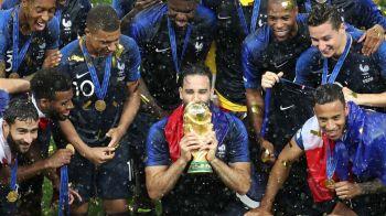 """Una dintre vedetele Frantei SE RETRAGE! Anuntul facut dupa finala Cupei Mondiale: """"Este timpul sa spun stop"""""""