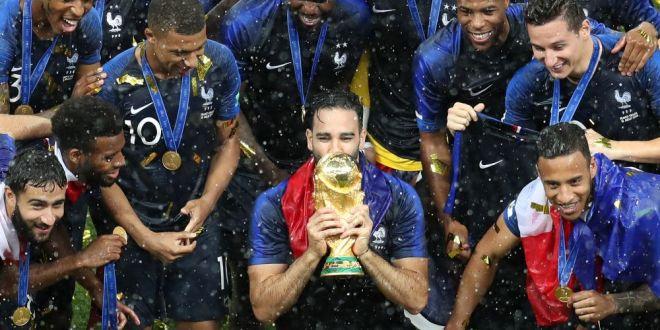 Una dintre vedetele Frantei SE RETRAGE! Anuntul facut dupa finala Cupei Mondiale:  Este timpul sa spun stop