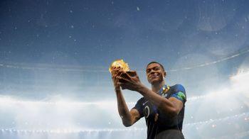 """""""Este minunat sa am o asemenea companie!"""" Mesajul-surpriza primit de Mbappe dupa ce a marcat ultimul gol de la Cupa Mondiala"""