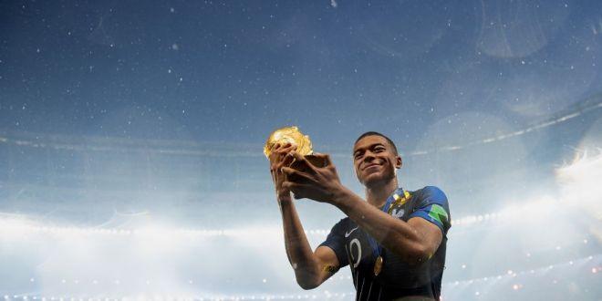 Este minunat sa am o asemenea companie!  Mesajul-surpriza primit de Mbappe dupa ce a marcat ultimul gol de la Cupa Mondiala