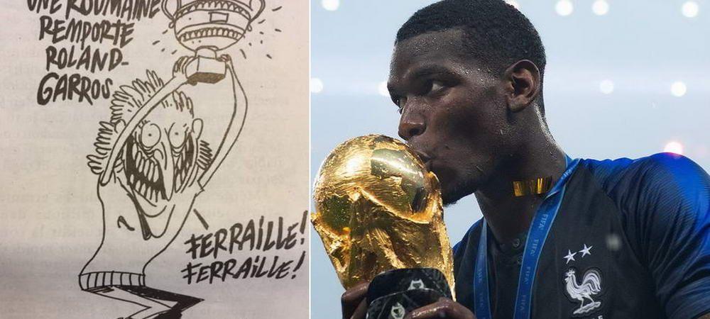 "RAZBUNAREA ROMANILOR: ""Fiare vechi!"" Caricatura aparuta dupa victoria Frantei de la Mondial. FOTO"