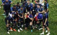 """CIFRELE Cupei Mondiale din Rusia! Un turneu final al recordurilor si """"noua ordine fotbalistica"""""""