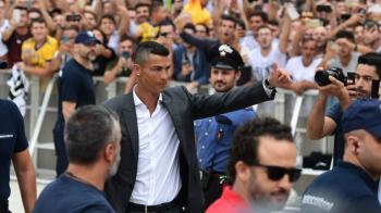 Ronaldo a fost oferit altei echipe inainte sa semneze cu Juventus! Surpriza TOTALA: unde ar fi vrut sa joace