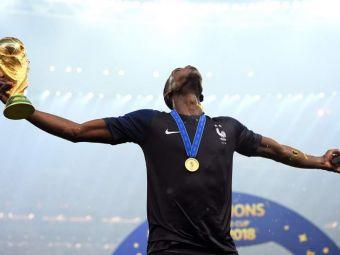 "Mai are curaj sa revina in Anglia? Pogba i-a IRONIZAT pe englezi dupa castigarea Cupei Mondiale: ""It's coming home!"" VIDEO"