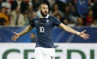 Mesaj surprinzator din partea lui Benzema, dupa victoria Frantei la Mondial! Atacantul a fost INTERZIS la nationala!