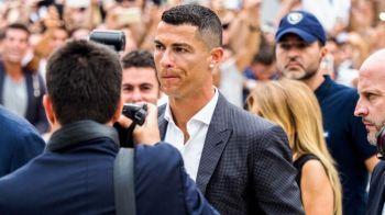 Motivul pentru care Napoli A REFUZAT transferul lui Ronaldo! Patronul De Laurentis explica cum au decurs discutiile