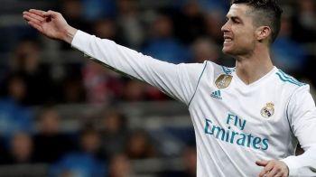 """REACTIE DURA dupa prezentarea lui Ronaldo la Juventus: """"E o greseala istorica! E foarte trist!"""""""
