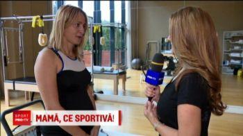 """""""Ce se intampla, doctore, daca fac sport in timpul sarcinii?"""" Camelia Potec a primit azi raspunsul de la Oana Cuzino"""