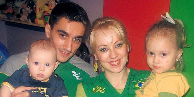 Cum au fost surprinsi Marian Dragulescu si iubitul Larisei, fosta lui sotie. Imagini neasteptate