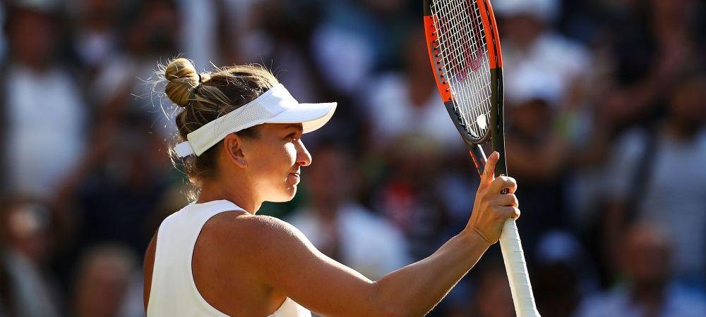 LOVITURA IMPRESIONANTA data de Simona Halep! Romanca a depasit doua mari nume ale tenisului in ultimul top publicat