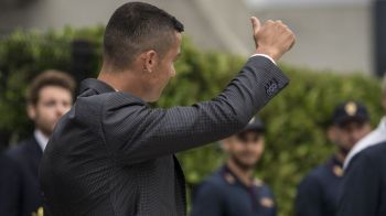 Cea mai controversata declaratie de la prezentarea lui Cristiano Ronaldo la Juventus! Mesajul transmis de portughez fanilor lui Real Madrid