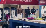 Momentul nestiut din vestiarul Frantei! Ce le-a spus Pogba colegilor dupa meciul cu Uruguay