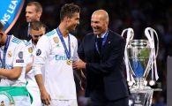 Anuntul BOMBA facut in urma cu putin timp! Dupa Cristiano Ronaldo, Juventus este aproape sa-l aduca si pe Zinedine Zidane!