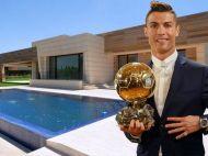 """Cristiano Ronaldo si-a scos la vanzare """"palatul"""" de la Madrid pentru ca """"vrea sa se rupa complet de Spania"""". Suma fabuloasa pe care o cere portughezul"""