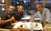 OFICIAL   Gabi Tamas a semnat pe doi ani! Fabulos: are clauza prin care va ramane in conducerea clubului