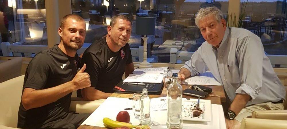 OFICIAL | Gabi Tamas a semnat pe doi ani! Fabulos: are clauza prin care va ramane in conducerea clubului