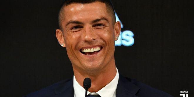 Cum au reactionat fotbalistii lui Juventus cand Ronaldo a intrat in vestiar! Primele imagini
