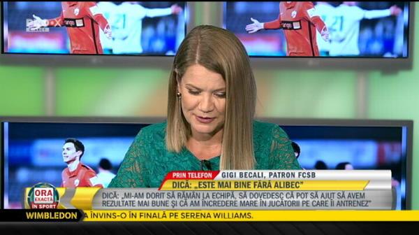 """Gigi Becali a dezvaluit ce se intampla cu Alibec: """"In maxim 5 zile pleaca!"""""""