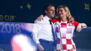 "Un jurnalist roman o desfiinteaza pe presedinta Croatiei. ""Prostimea preia gogosi enorme"""