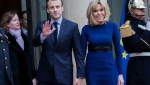 Brigitte Macron, în costum de baie. Cum arată Prima Doamnă a Franței la plajă