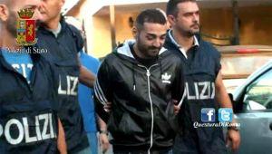 Cum arata casa poleita cu aur a celui mai temut grup mafiot din Italia