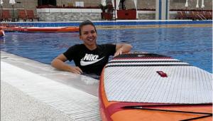 Simona Halep s-a apucat de un alt sport! Cum a fost surprinsa romanca in vacanta pe care si-a luat-o dupa Wimbledon | FOTO
