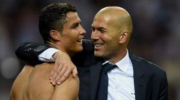 ULTIMA ORA! Dupa Ronaldo, vine si Zidane la Juventus? Italienii au facut anuntul cel mare