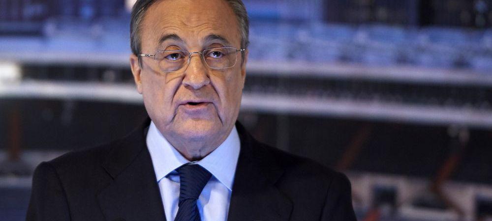 """Florentino Perez a vorbit pentru prima data despre INLOCUIREA LUI RONALDO: """"Aducem jucatori stralucitori"""""""