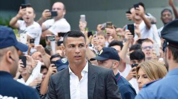 SUMA URIASA lasata de Cristiano Ronaldo in Spania! Ultimul salariu de la Real se duce la FISC! Cat a platit