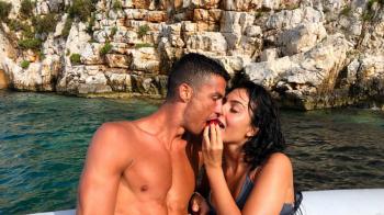 Gestul incredibil al lui Cristiano Ronaldo in vacanta din Grecia! Oamenii de la hotel au fost socati: ce bacsis a putut sa le lase