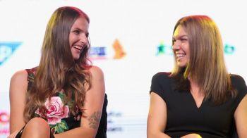 Karolina Pliskova s-a casatorit! Cine este sotul fostului numar 1 mondial: FOTO