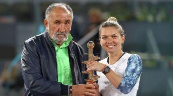 """""""E ultimul an in care avem turneu la Bucuresti!"""" Tiriac dezvaluie de ce nu a jucat Simona Halep"""
