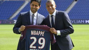 Prima reactie a lui Al Khelaifi dupa ce Mbappe i-a adus Frantei titlul mondial! Ce a spus seicul lui PSG despre pustiul de 180 milioane