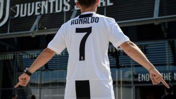 Juventus a vandut peste 500.000 de tricouri cu Cristiano Ronaldo! Suma REALA incasata de clubul italian
