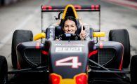 VIDEO | Cristina Neagu a pilotat cu peste 200 km/h pe circuitul unde se organizeaza cursa de Formula 1 din Austria