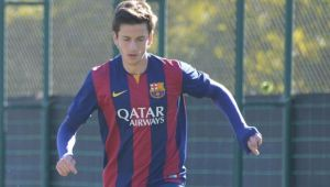 """El e pustiul format de Barcelona care vine la Viitorul! Poate juca pe 4 posturi, dar nu asta l-a convins pe Hagi sa-l aduca: cum l-a cucerit pe """"Rege"""""""