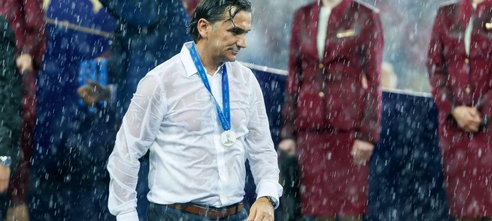 """SOC pentru croati: selectionerul Dalic a anuntat ca vrea sa se RETRAGA: """"Acum e momentul potrivit"""""""