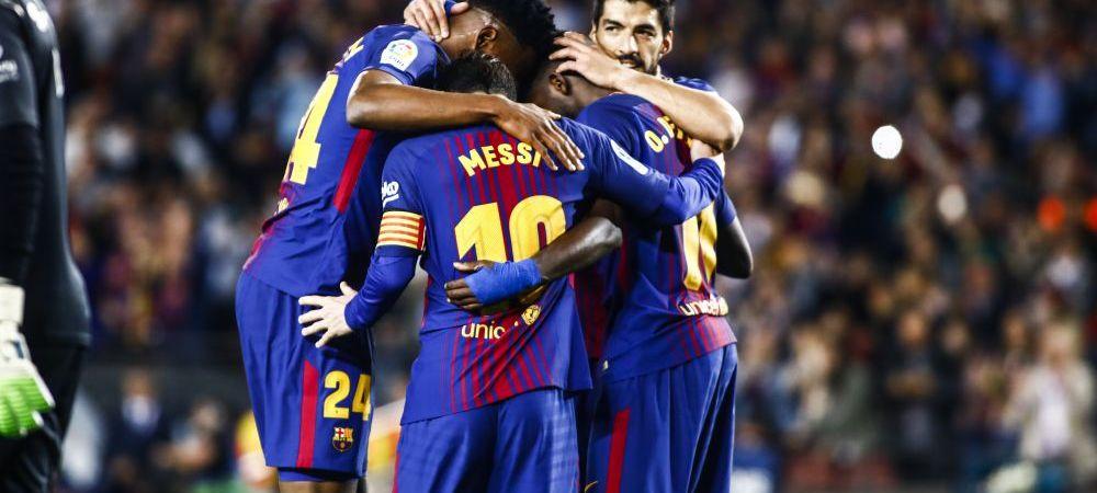 ULTIMA ORA | Un jucator de la Barcelona este la un pas de Premier League! Anuntul facut de agentul sau
