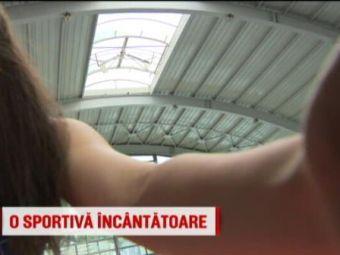 Sportiva care vrea la Vocea Romaniei! A luat bronzul la Europene, dar canta si la nunti